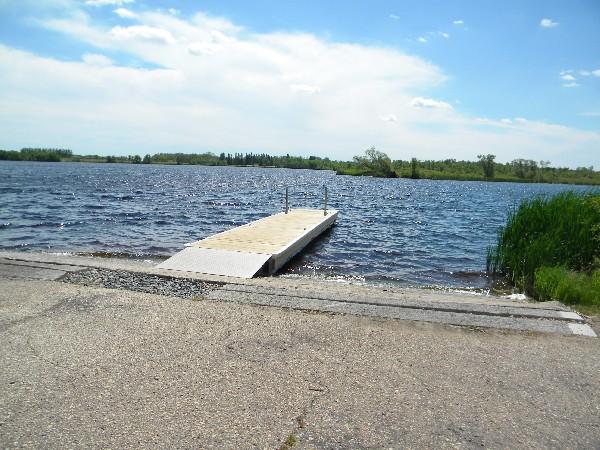 Lake Bronson Visitor Center