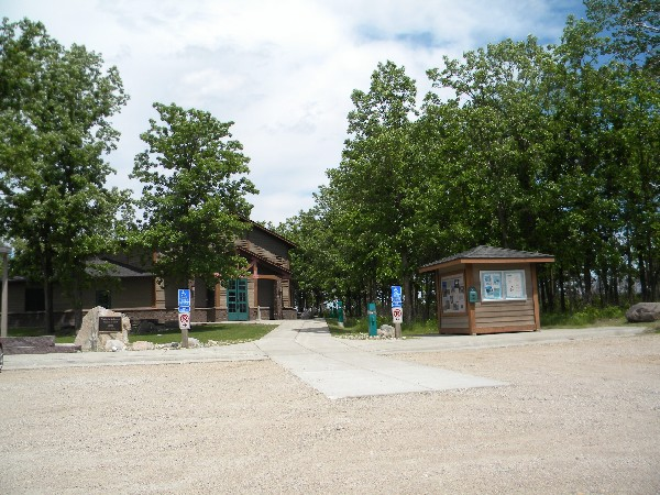 Lake Bronson Visitor Center