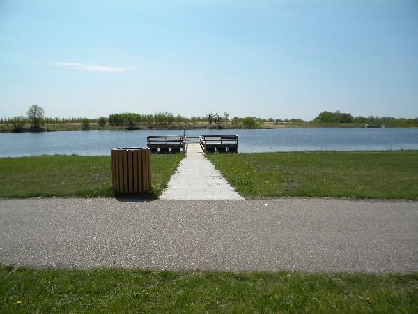 Entrance to Florian Park